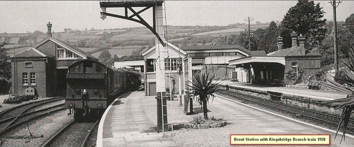 Kingsbridge Railway Video