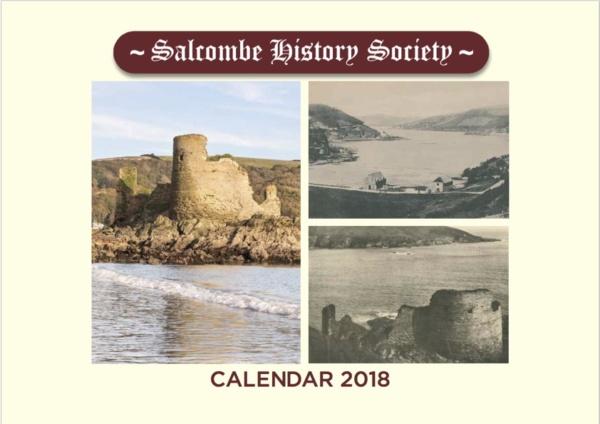 Calendar 2018 cover