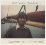 Stephen Alcock, Provident Mate, Skipper.