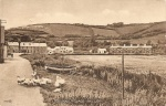 Torcross Village and Ley