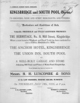 Kingsbridge and South Pool Property Sales 1938