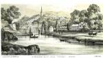 Kingsbridge from Tacket Wood