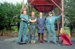 Last Day of the Coal Yard in Kingsbridge, around 1986