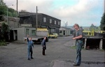 The last days of the coal yard, 1986