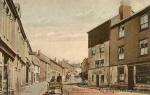 Church Street from Dodbrook Market Place, Kingsbridge