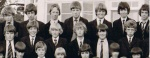 Kingsbridge School pupils around 1973
