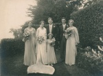 Unknown Wedding Group.