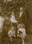 Unknown family group.