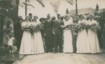 Unknown wedding.