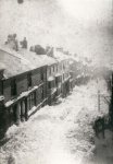 Kingsbridge. The Great Blizzard of 1891