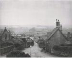 East Allington after the evacuation 1943