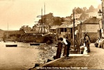 Custom House Quay, Salcombe