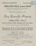Chillaton Villa, Aveton Gifford