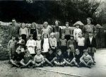 Huckham School c1948.