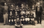 Boys School Football Team, 1938/39
