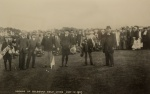 Opening of Bolberry Golf Course 1907.