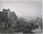 East Allington after the evacuation 1943